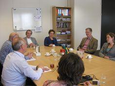 Bureau Jeugdzorg Overijssel vertelde het college over het project VERVE (veiligheid en regie voor elk)