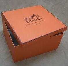 hermes orange boxes - Google Search