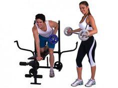 Aparelho de Musculação com Crucifixo - Polimet 0279 com as melhores condições você encontra no Magazine Gatapreta. Confira!