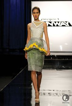 project runway teams unconventional challenge ultimate hard and soft - Google Search