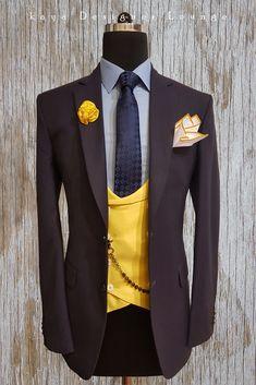 ideas fashion mens formal wedding indian for 2019 Sharp Dressed Man, Well Dressed Men, Mens Fashion Suits, Mens Suits, Indie Fashion, Trendy Fashion, Men's Fashion, Fashion Portfolio Layout, Moda Do Momento