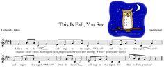 Fall songs