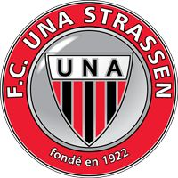 FC_UNA_Strassen  Luxembourg National Division Sports Clubs, Buick Logo, Juventus Logo, Football Team, Soccer, Logos, Division, Badges, Herb