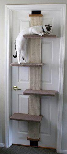 SmartCat Multi-Level Cat Climber  #best cat scratching posts