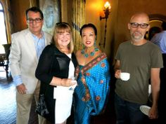 Producer of E! Hollywood True Story, Michael Lynn, Liza Lynn, Sue Wong, and Musician Moby