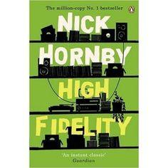 High Fidelity - N.Hornby