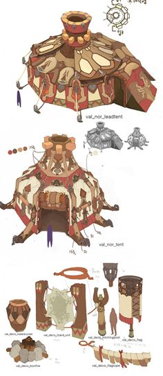 Art In G (GA아카데미) 게임원화 ▶ 캐쥬얼 배경반 김도경 강사님 커리큘럼 : 네이버 카페