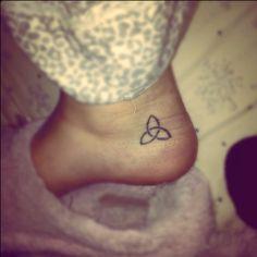 #trinity my first tattoo