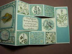 Tri-Shutter Birthday by Lady Jessica - Cards and Paper Crafts at Splitcoaststampers