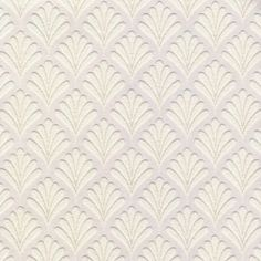Bu0026Q Paste The Paper Flame Vinyl White Wallpaper. Paintable ...