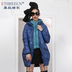 2839fa283129 The new winter 2014 false two-piece down jacket cultivate one s morality  more long down