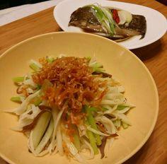 Vegetable &Fish