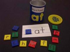 Beginning sounds Idea - Kindergarten