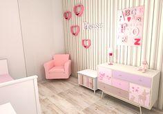 chambre fille decoration décorateur