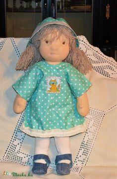 waldorf baba (babamami) - Meska.hu Harajuku, Dolls, Style, Fashion, Baby Dolls, Swag, Moda, Fashion Styles, Puppet
