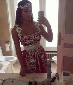 #fashion #traditional #algerian #style