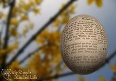 29 DIY Easter Eggs Design Ideas