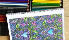 """Vicky's Tips: kleuren voor volwassenen - """"Kleuren is nu mijn manier van mediteren"""" toekomt.nl"""