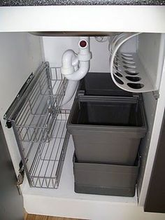 ikea Rationell under the sink solution! ikea Rationell under the sink solution! The post ikea Rationell under the sink solution! appeared first on Ikea ideen. Kitchen Sink Organization, Sink Organizer, Home Organisation, Organization Ideas, Storage Ideas, Ikea Kitchen Storage, Vanity Organization, Storage Hacks, Organizing Tips