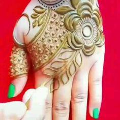 Henna Flower Designs, Modern Henna Designs, Finger Henna Designs, Stylish Mehndi Designs, Latest Bridal Mehndi Designs, Full Hand Mehndi Designs, Wedding Mehndi Designs, Mehndi Designs For Fingers, Mehndi Design Images