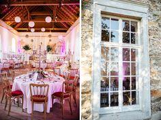 Marions und Thomas Hochzeit auf Schloss Altenhof war ein Traum. Den ersten Teil dieses schönen Tages durftet ihr schon sehen, heute schmücken die tollen Deko Ideen der beiden, die Party, die leckere fruchtige Hochzeitstorte und der romantische Hochzeitstanz meinen…