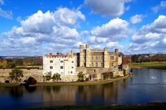 Leeds Castle      Often described as the most beautiful Castle in Briain     Our tour begins with a private viewing before the Castle opens to the public     Explore the Castle with a professional guide, away from the crowds