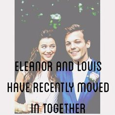 Elounor>>> OMFG I'M CRYING IM LITERARY BOUT TO RUB THIS IN MY FRIEND FACE BECAUSE SHE SHIPS LARRY OMG #ELOUNORFOREVER