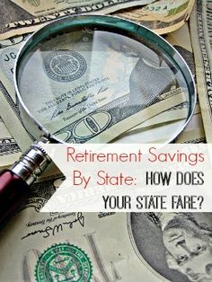2015 data from Personal Capital's user base shows how retirement savers across the nation are doing.  How are retirement savers in YOUR state doing?
