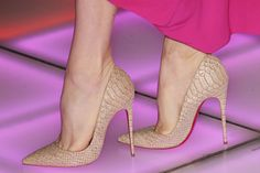 Boring Beige? Tedious Taupe? Ha! Here's How to Rock Your Neutral Shoes