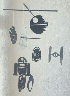 Móvil Star Wars.  Costo: $600. CdMx. vazquezveronica@hotmail.com