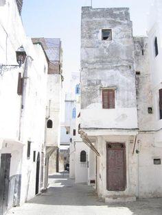 Africa |  Tangiers Medina, Morocco