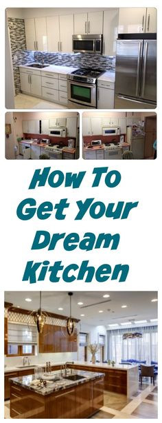 The ultimate guide to remodeling your kitchen