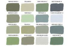 vert-de-gris   aahhhhhh les maisons de l'Ile de Ré... je suis - au numéro huit ou ...