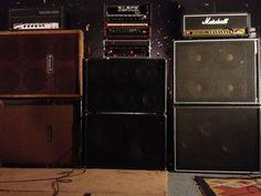 More recent Bongripper setup...