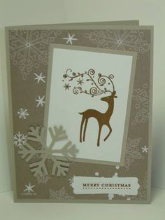 Dash Away Dasher! by kspiv - Cards and Paper Crafts at Splitcoaststampers