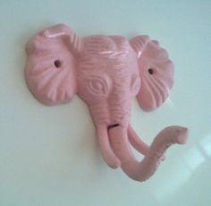 ELEPHANT~Pink Elephant hook