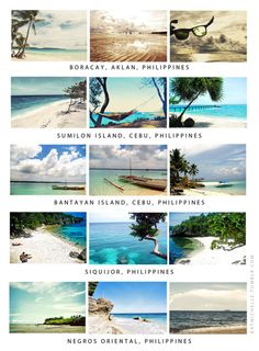 Philippines I still don't understand how I've never been to these places in the Philippines when I lived there ??!