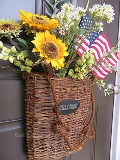 The Blue and White Urns - Back Porch Musings