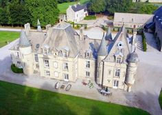 Chateau De Sevigne for Rent in Normandy, With Pool, Sleeps 15 | Simply Chateau