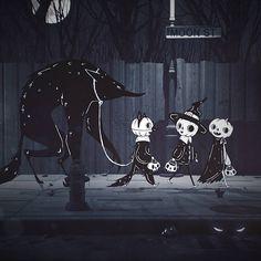🎃it's always Halloween inside my head 🎃 Halloween Town, Vintage Halloween, Halloween Witches, Halloween Halloween, Arte Horror, Horror Art, Halloween Illustration, Illustration Art, Comic Anime