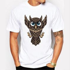 498ad927c913 Men T-shirt Short Sleeve Fashion cool desing