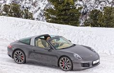 Let's drive on snow ❄️ with a PORSCHE 911 Targa 4 S - that's fun ⛄️❄ . . . - @peterlintner . . . #PorscheTarga #PorscheClub #Porsche . #PorscheLovers #PorscheFan #Porsche911 #PorscheCarrera #PorscheClassic . #911targa #911carrera . #Car #Cars #Carinstagram #Carrera #Targa #911 #991