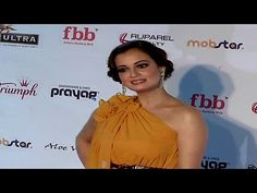 Dia Mirza looks STUNNING at the red carpet of the Femina Miss India 2016.