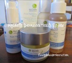 MyChelle Dermaceuticals Sensitive Skin Regimen Review