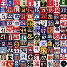 Čísla na dresech (1-99)