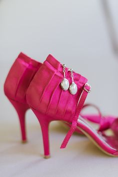 Pink shoes! Luv it xxx