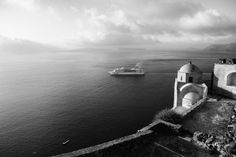 Snapshot from my stay in Santorini, Greece -  www.karinaszuter.com