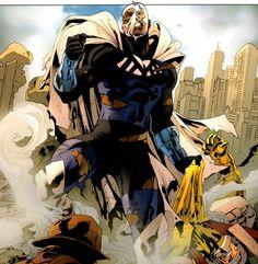 The Blue Marvel, Adam Bashear
