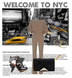 """""""Welcome to NYC"""" by thenandnowshop on Polyvore"""