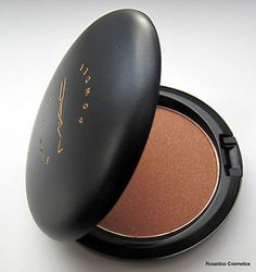 MAC bronzing powder in Refined Golden. Can't live without it.